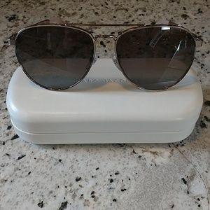 Marc Jacobs Aviator Sunglasses 58mm Polarized NWT